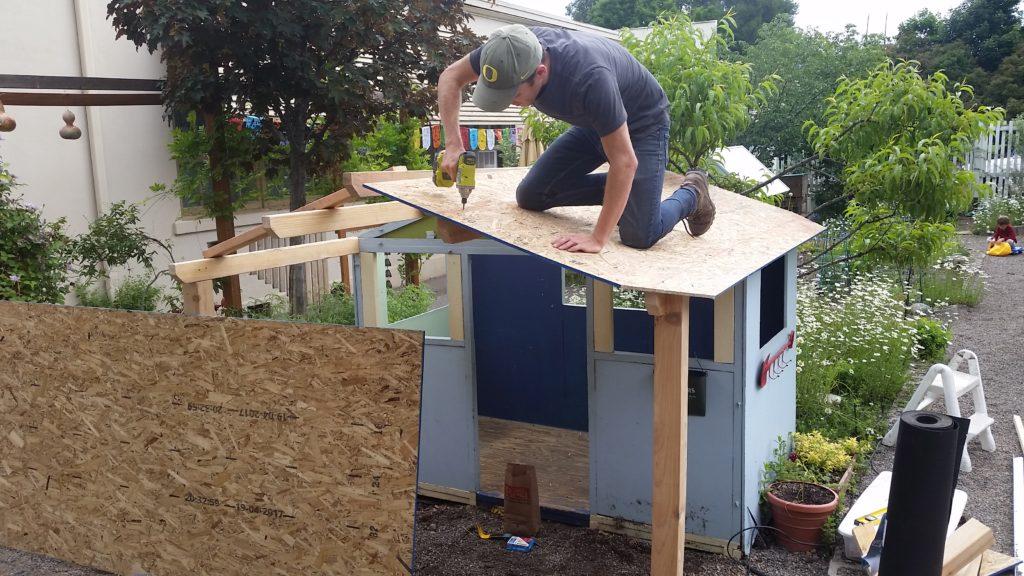 deck carpenter ashland oregon