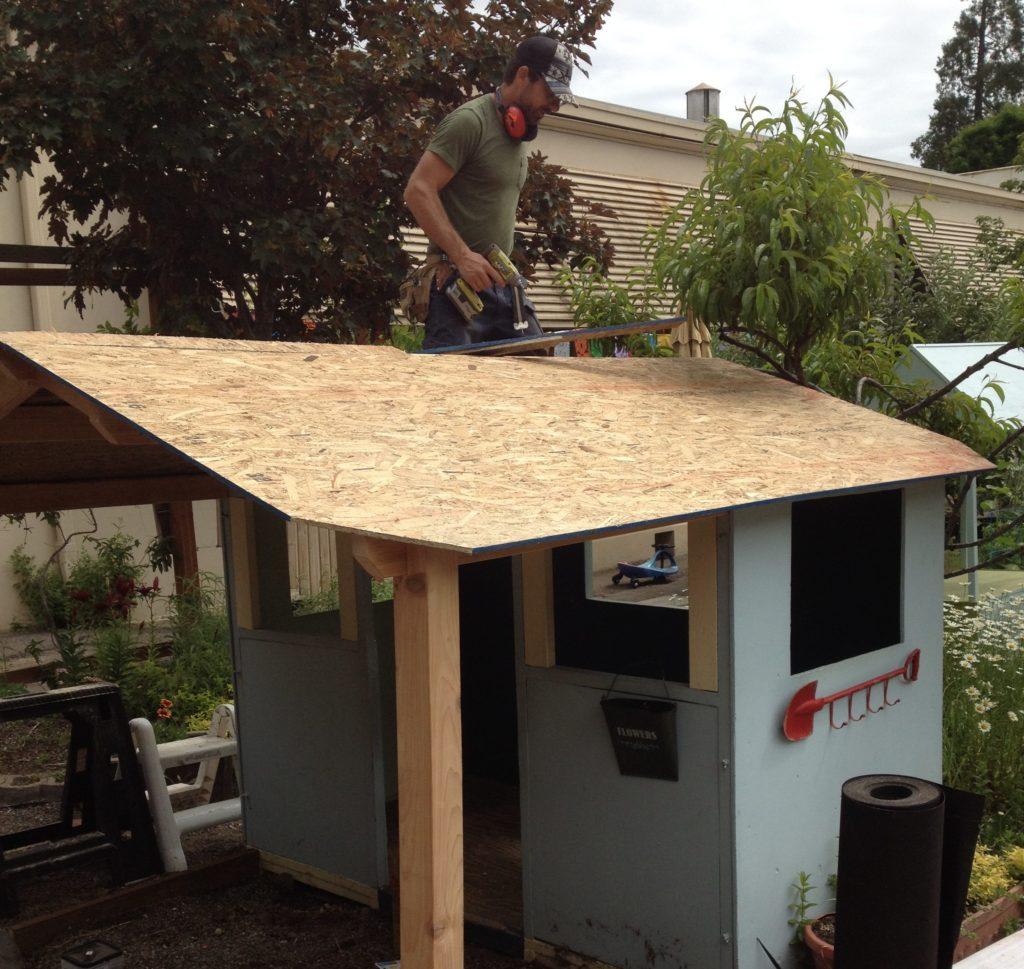 Handyman deck repair ashland oregon