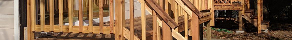 Deck Building Jacksonville Oregon