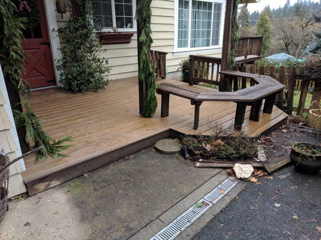 Composite Deck Medford Oregon