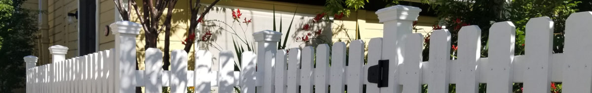 Picket Fence Installation Ashland Oregon