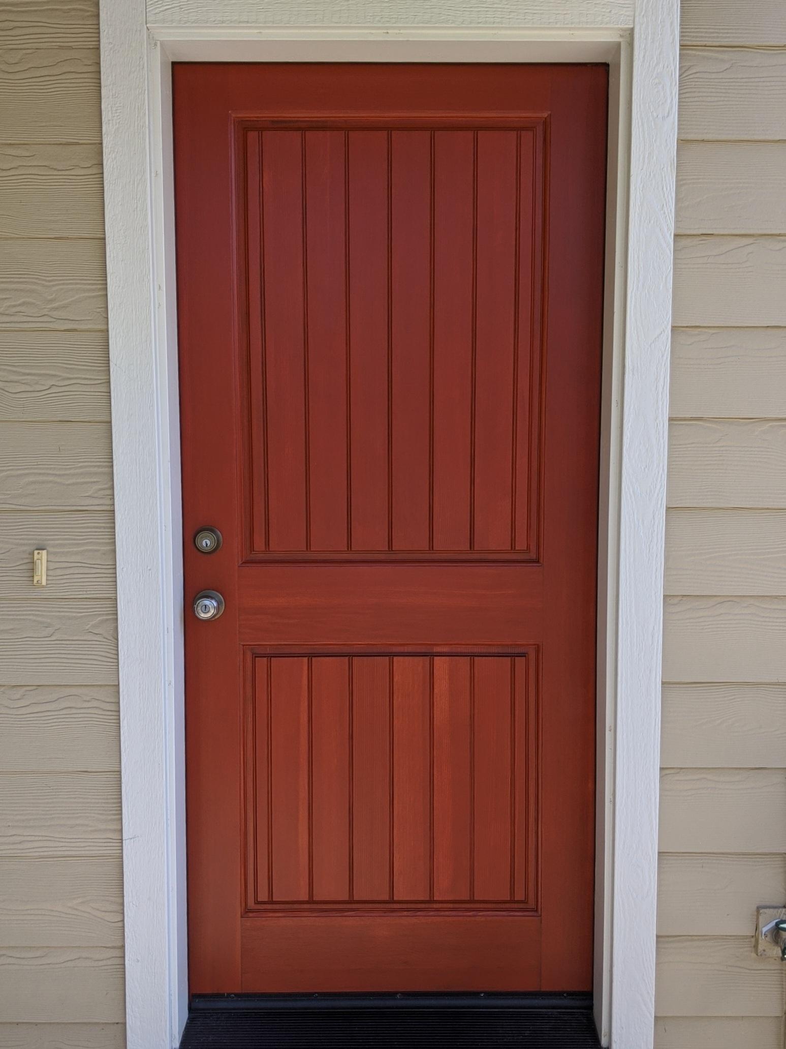 Door Installation Contractor
