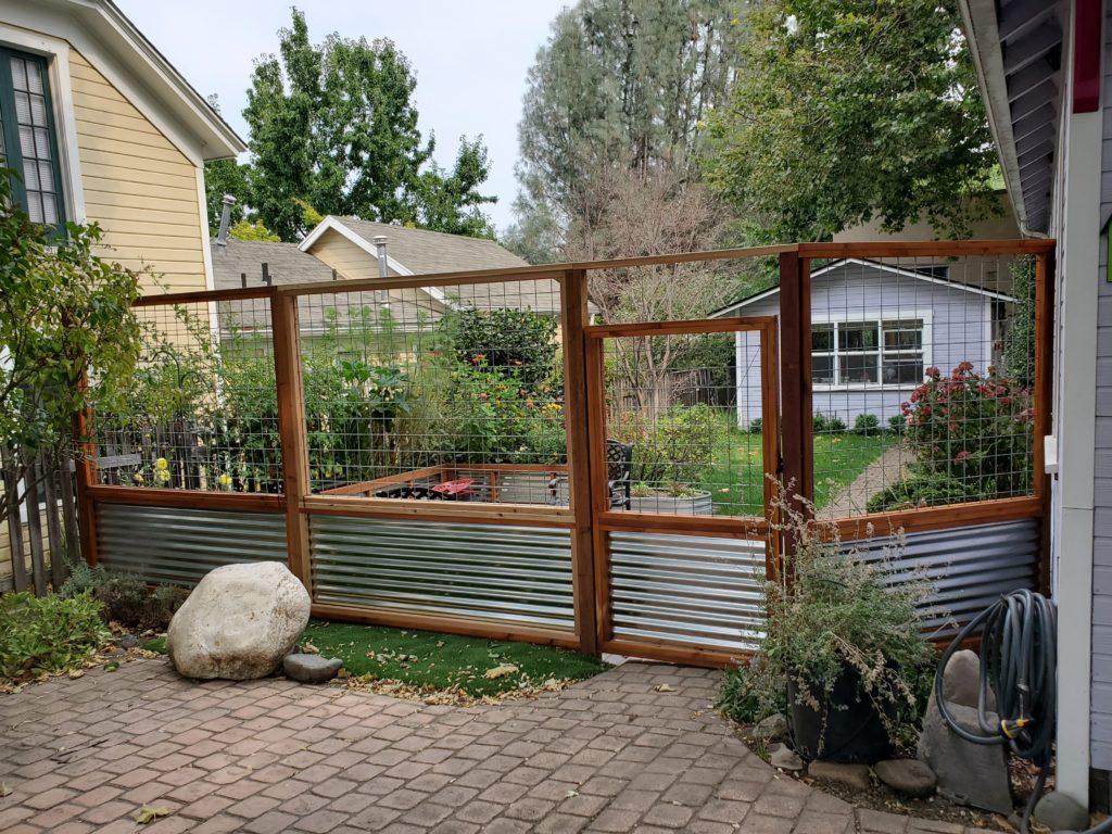 Fence Installation Ashland Oregon