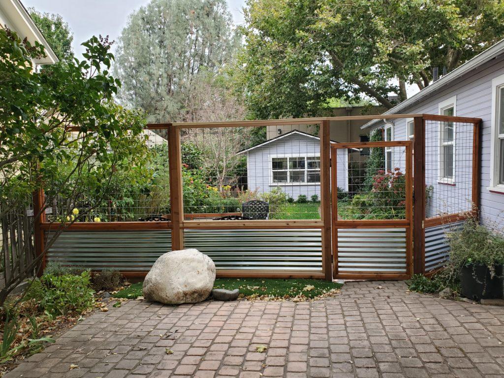 Fence Contractor Ashland Oregon