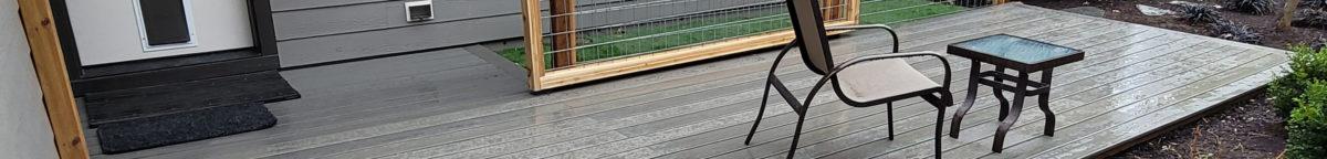 Deck Installation Contractor Ashland Oregon