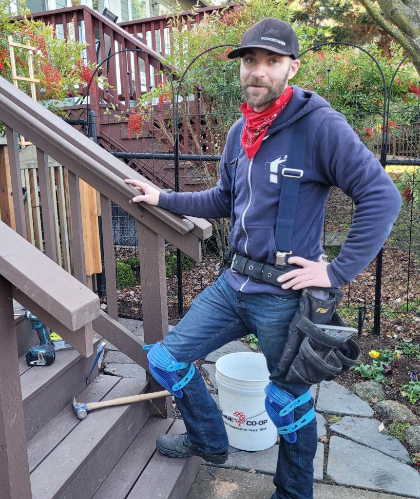Deck Construction Contractor Adam Rubino