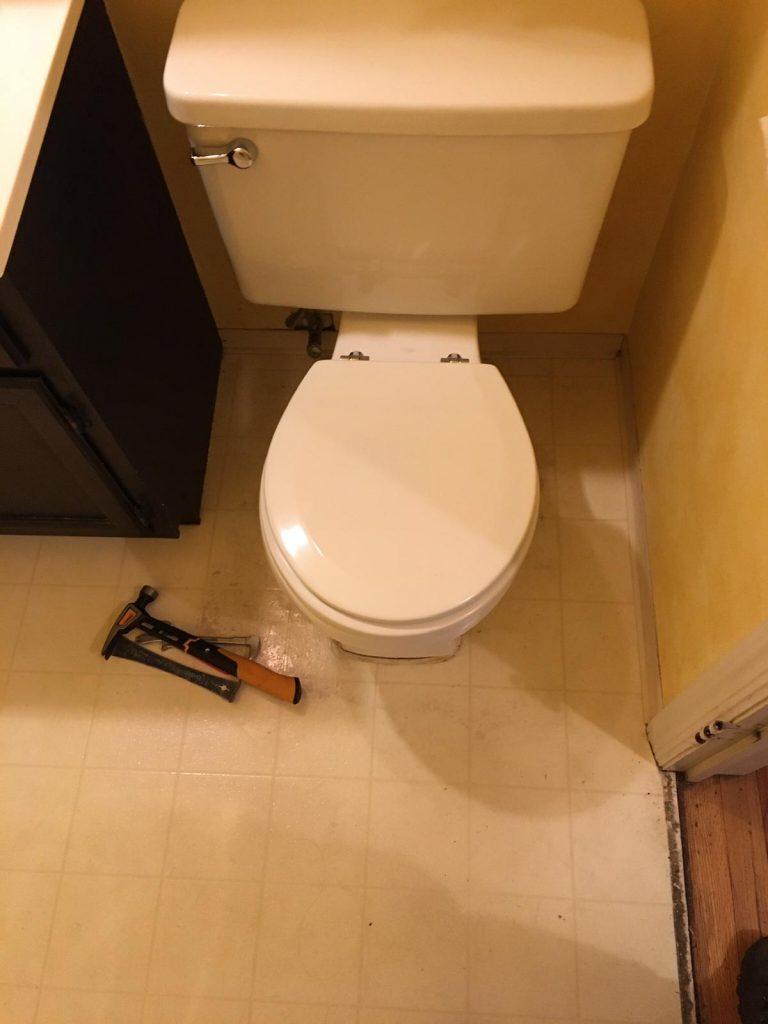 Floor repair ashland oregon
