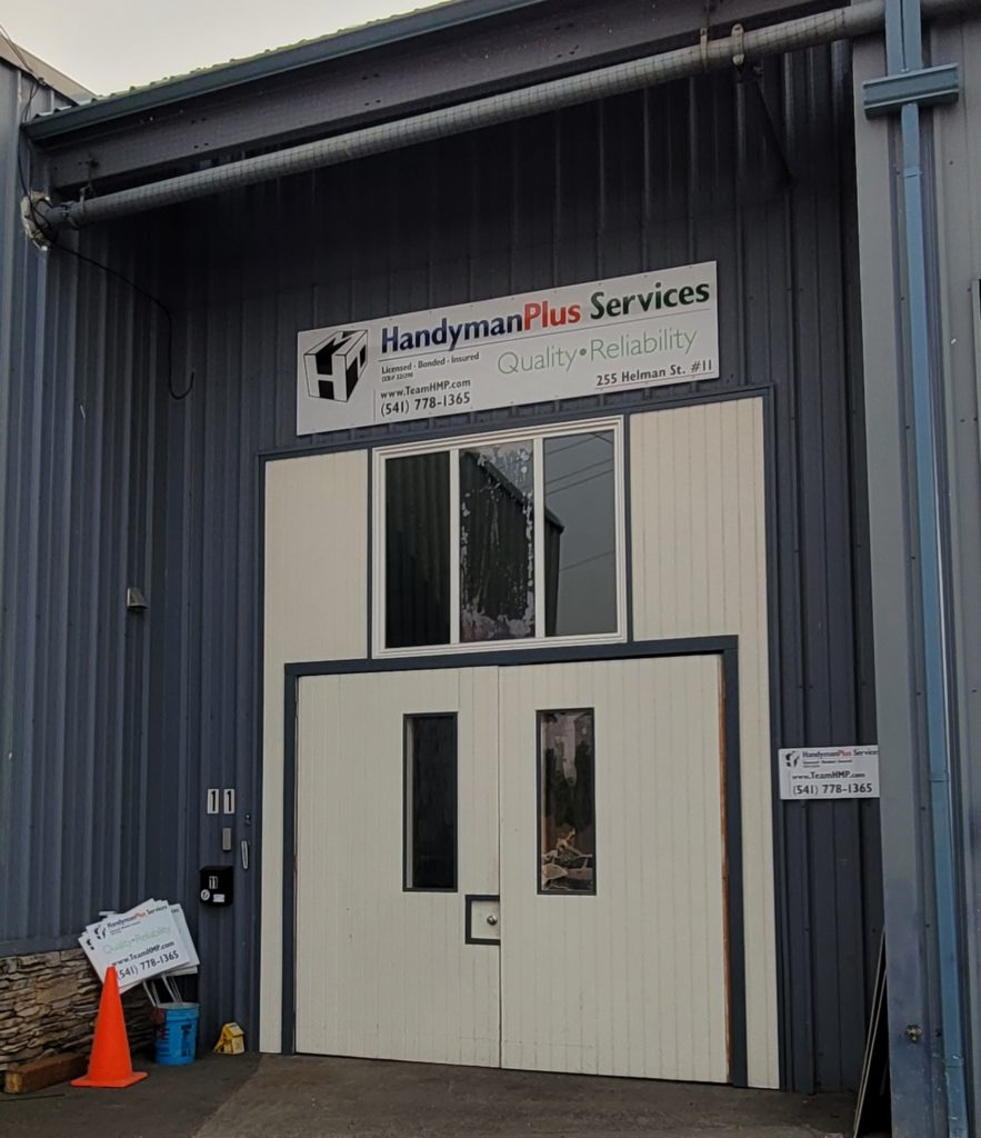 HandymanPlus Services Ashland Oregon
